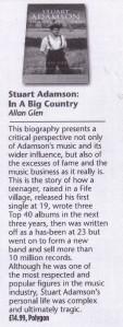 """<img src=http://""""stuartadamsonbookreview.jpg""""?w=113&h=300 width=""""113"""" height=""""300"""" alt=""""Stuart Adamson – In a Big Country review"""">"""